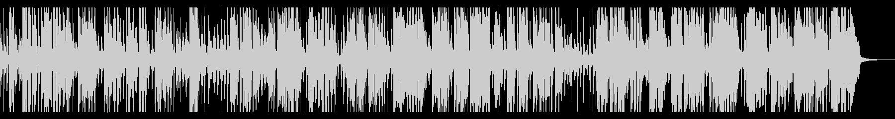 プロ生演奏・陽気なショータイムジャズの未再生の波形