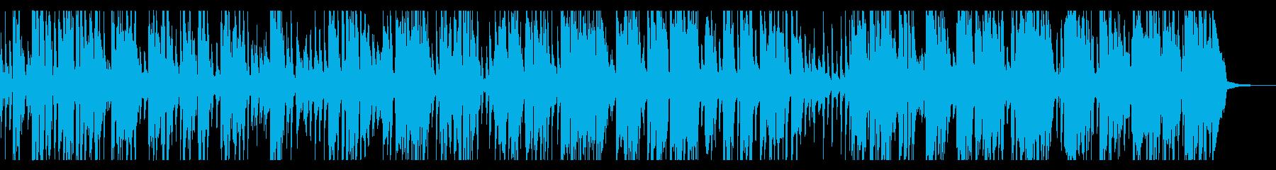 プロ生演奏・陽気なショータイムジャズの再生済みの波形