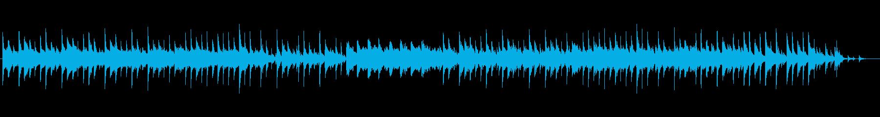 少年時代を懐古させるメルヘンチックソングの再生済みの波形