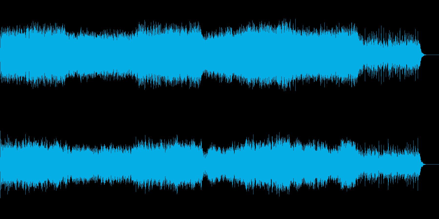 ブルックグリーン組曲より第一楽章前奏曲の再生済みの波形