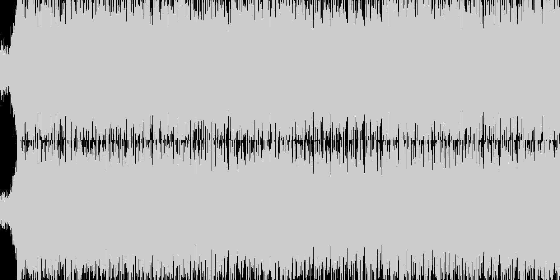 交響曲第9 コーラス トランス 01v2の未再生の波形