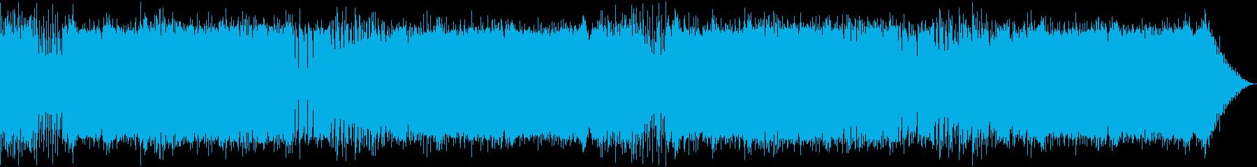 【8bit】永遠の旅立ちの再生済みの波形