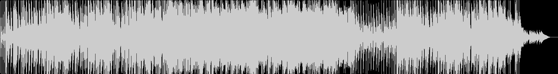 さわやかで少し切ないピアノ旋律ポップスの未再生の波形