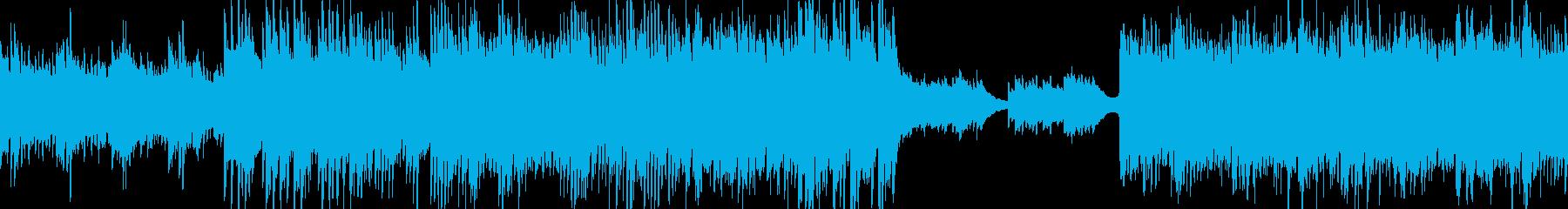 クラシック交響曲 前衛交響曲 ポジ...の再生済みの波形