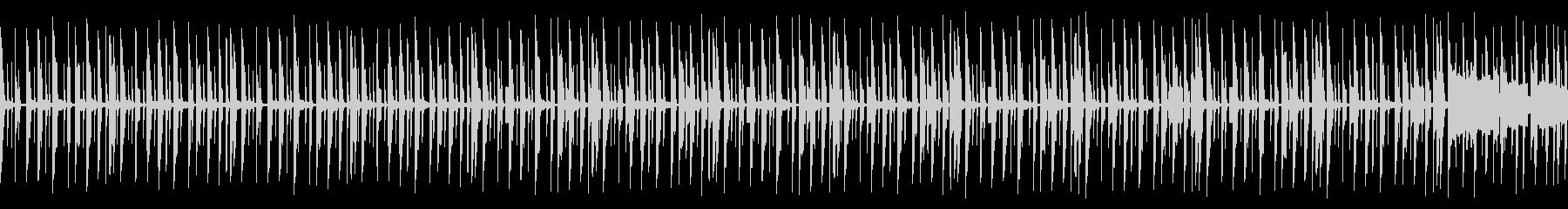 【ループ版】8ビット/チップチューン系の未再生の波形