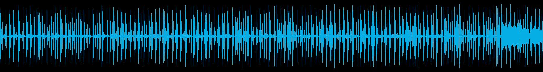 【ループ版】8ビット/チップチューン系の再生済みの波形