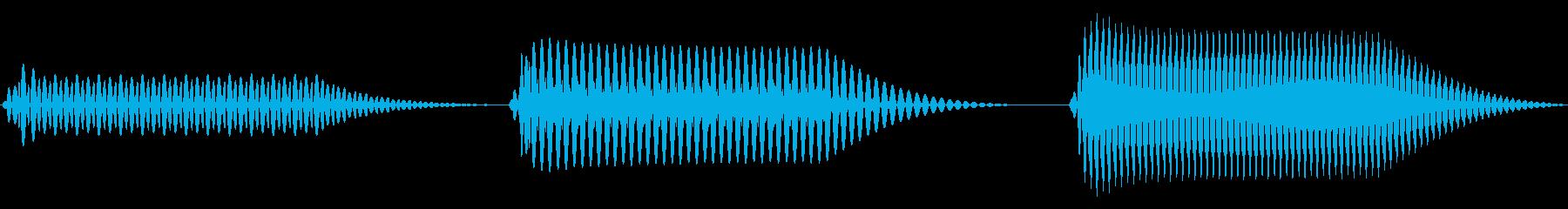 往年のRPG風 コマンド音 シリーズ 9の再生済みの波形