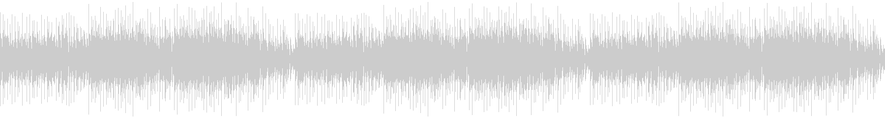 ゆるく、ほのぼのとしたフォークトロニカの未再生の波形