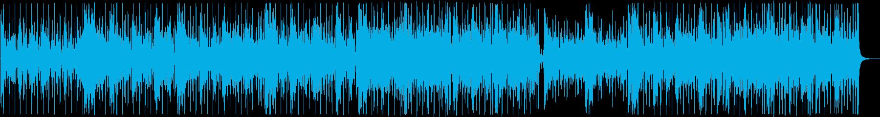 アダルトなファンク:コーラスとギター抜きの再生済みの波形