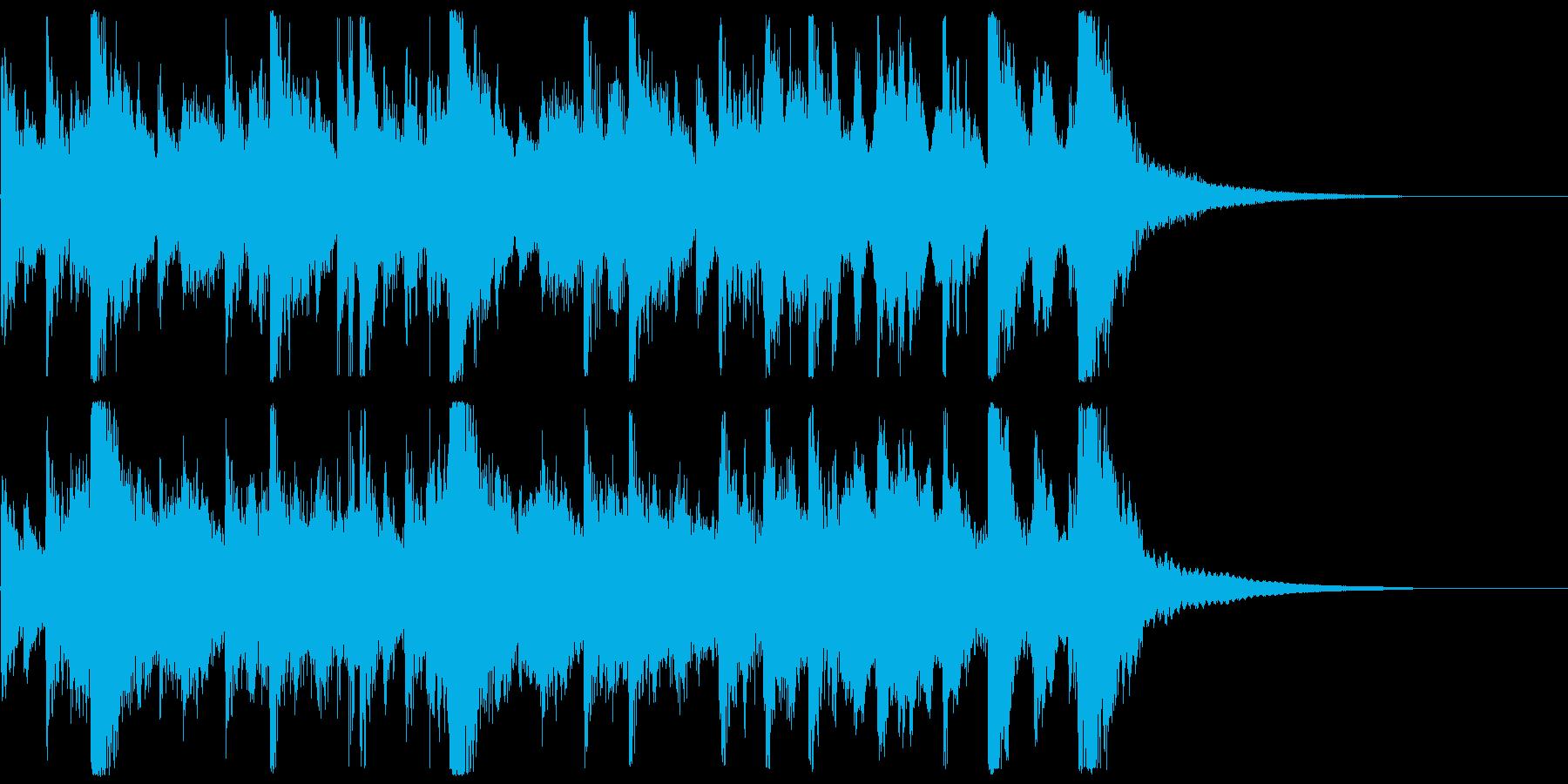 和風_001の再生済みの波形