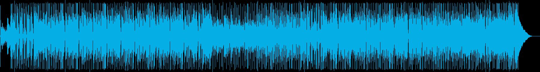 爽やか生アコギに爽快バンドサウンドの再生済みの波形