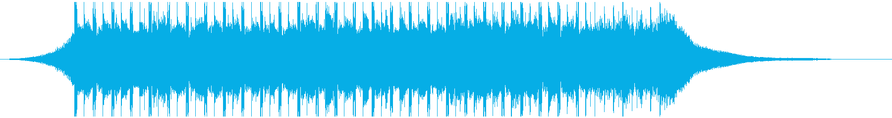 コーポレート・アップビート(短)の再生済みの波形