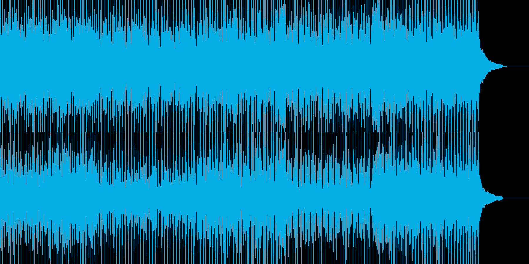 常識にとらわれない和物ビートの再生済みの波形