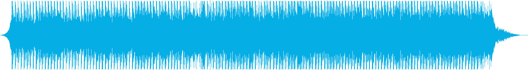 ビジネス(90秒)の再生済みの波形