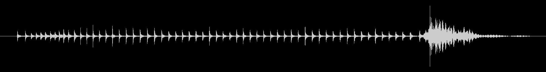 BMX バイクランプフライランド06の未再生の波形