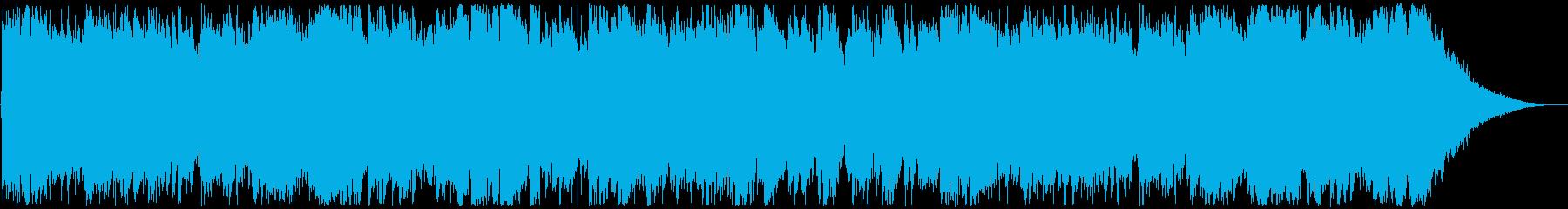 エンディング・優しいウクレレの再生済みの波形