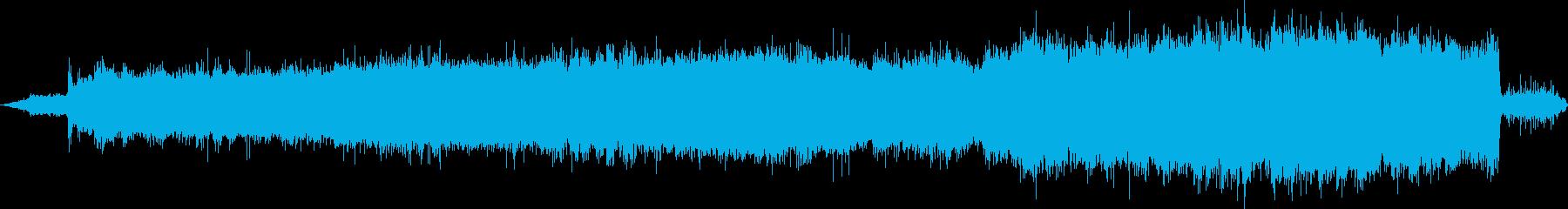 ジャガイモ収穫機:内線:オンボード...の再生済みの波形