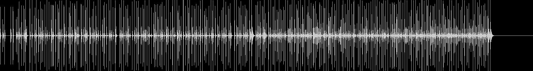 手拍子: 爽快なポリリズムの未再生の波形