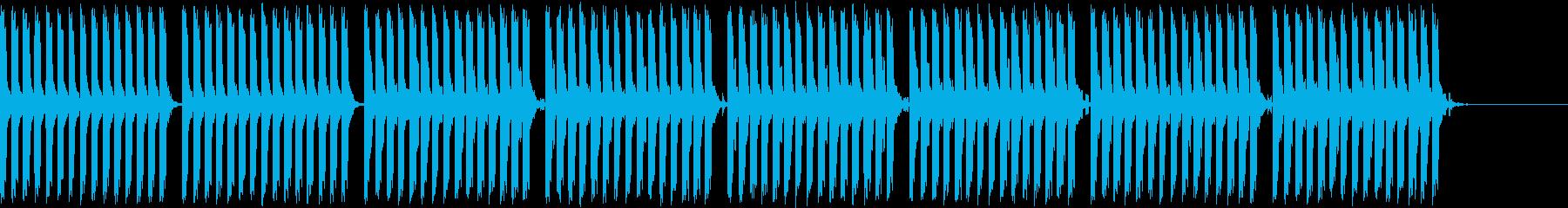 ポップ/キャッチー/ピアニカ/キッチュ系の再生済みの波形
