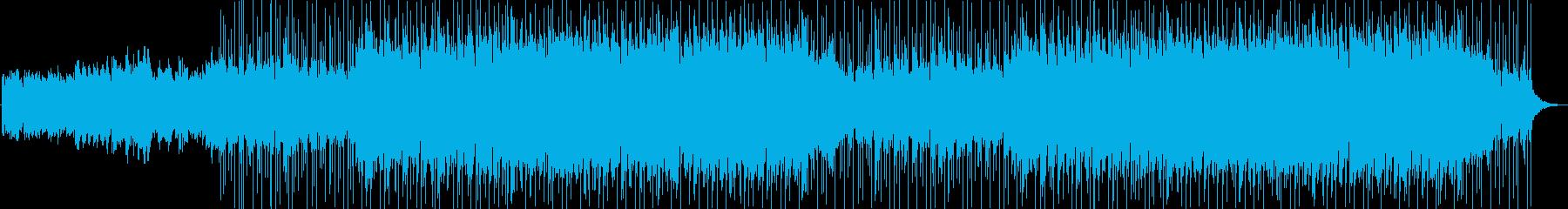 Península de Yucatán2の再生済みの波形