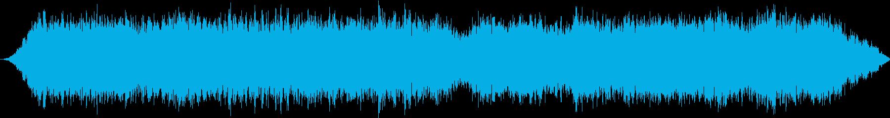 ケーブルカー発電所:コンスタントモ...の再生済みの波形