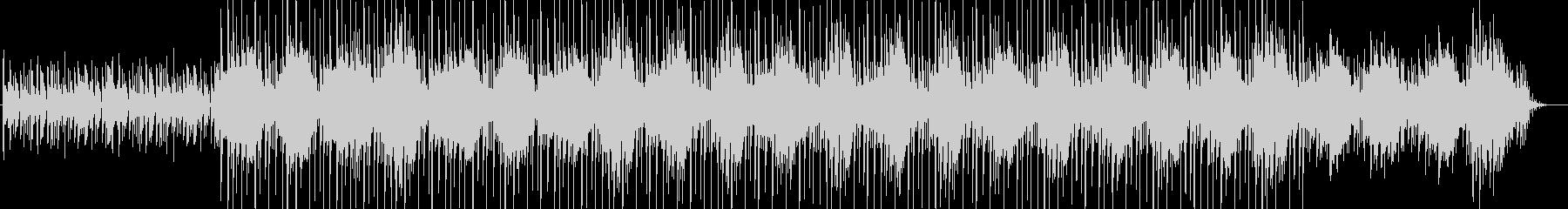リラックス・映像・解説・ナレーション用の未再生の波形