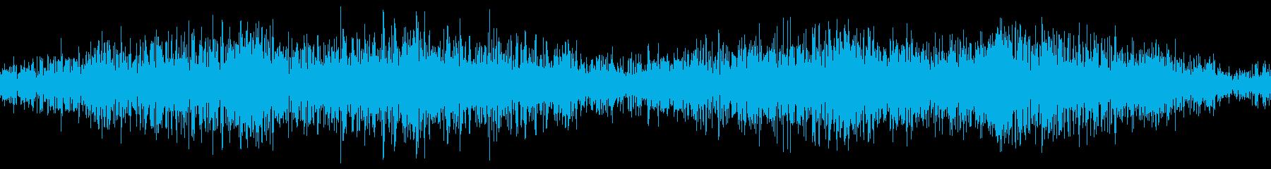 無限ループする地響き(左右揺れ)【改】の再生済みの波形