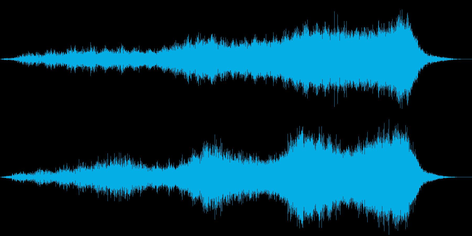 【ライザー】21 エピックサウンド 壮大の再生済みの波形