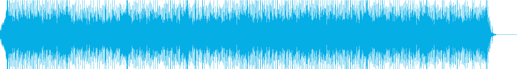 企業向け12!ピアノ、エレキ、ポジティブの再生済みの波形