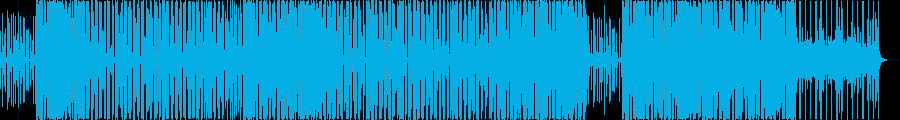 1日のはじまりの曲(夏/朝/海/ビーチ)の再生済みの波形