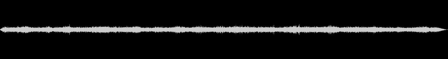波の音~大荒れの海~海鳴り中心~【生録】の未再生の波形