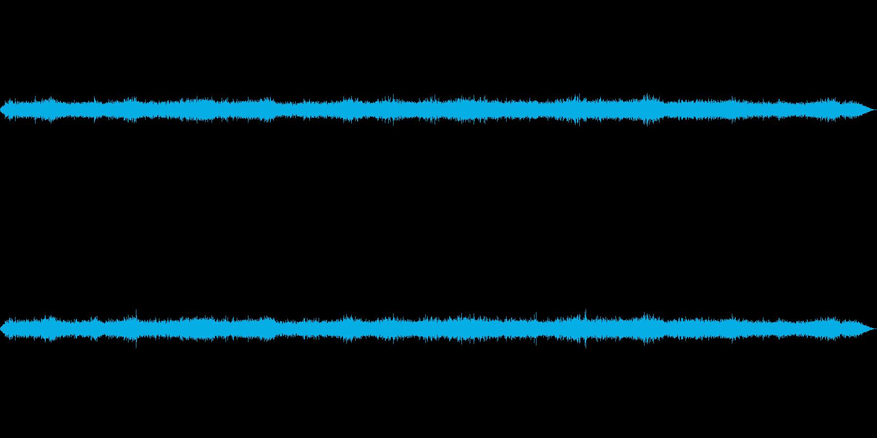 波の音~大荒れの海~海鳴り中心~【生録】の再生済みの波形