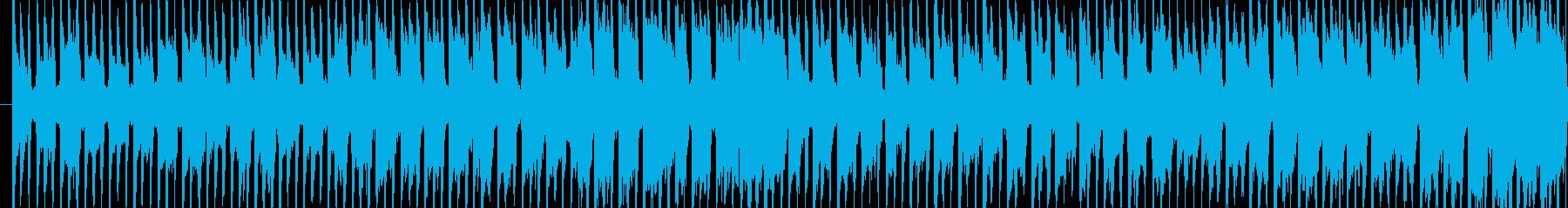 ・ゲーム中のテーマパークやボーナスステ…の再生済みの波形