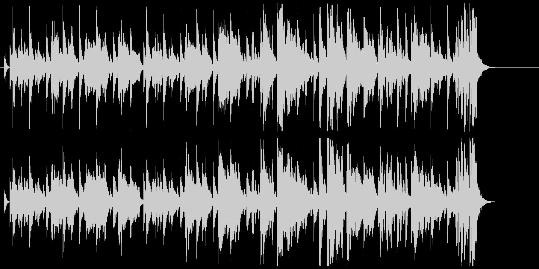怪しげながらも少しマヌケなBGM(EP)の未再生の波形