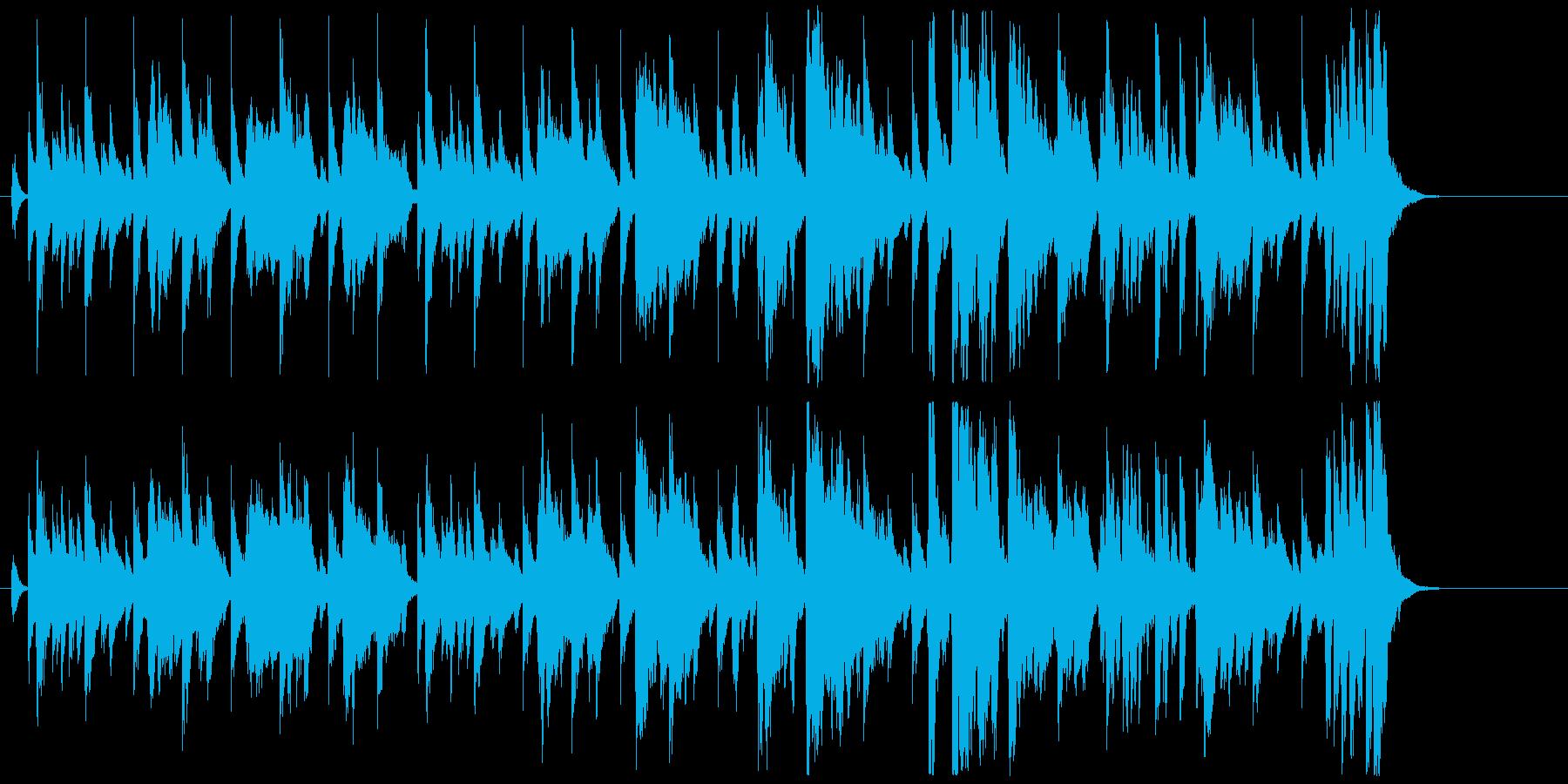 怪しげながらも少しマヌケなBGM(EP)の再生済みの波形