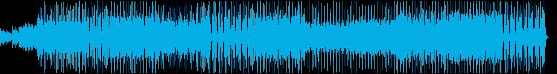 優雅華麗な戦闘BGMの再生済みの波形