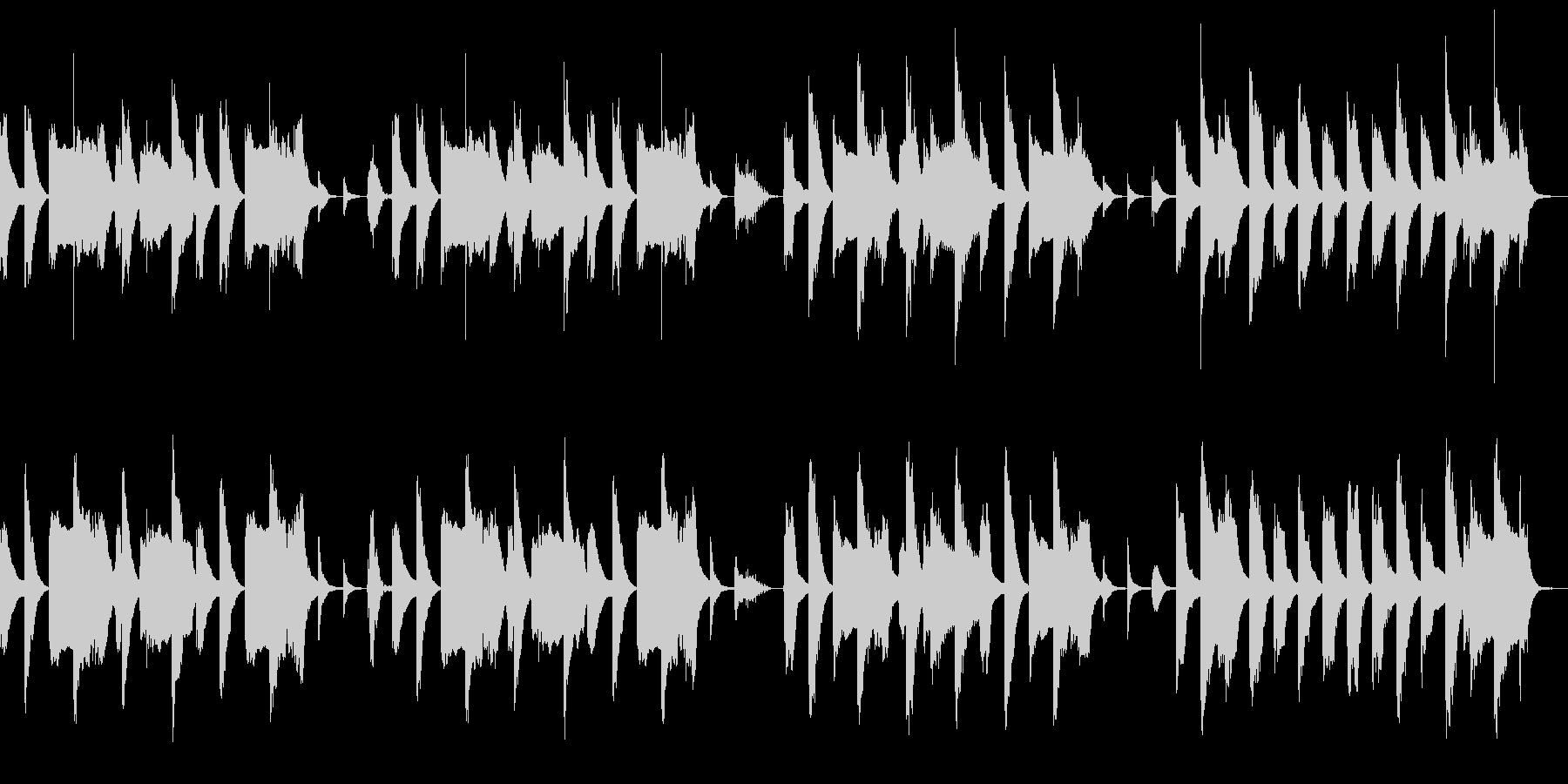 【便利】 バスクラA ずっこけ 【定番】の未再生の波形