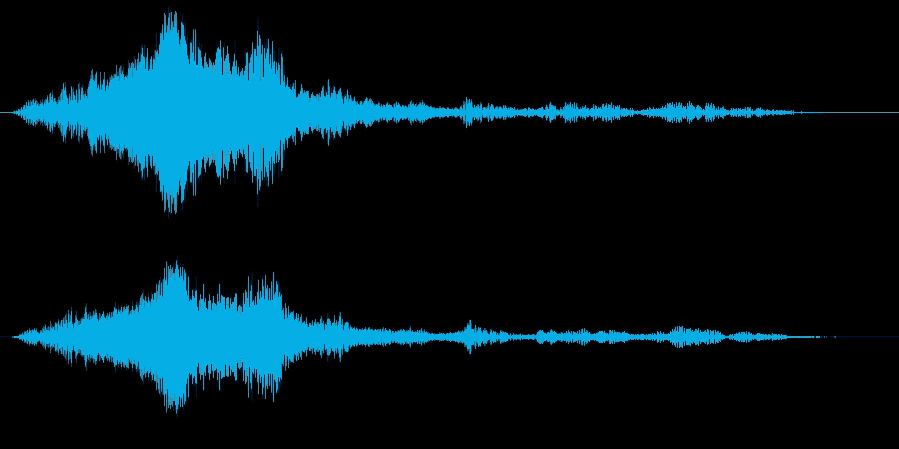 星のような幻想サウンド【企業ロゴetc】の再生済みの波形