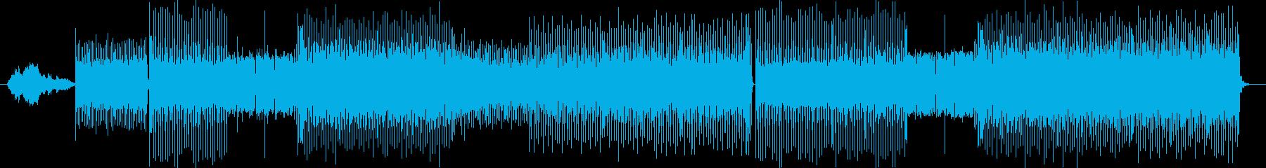 怪盗をイメージして制作したBGMです。の再生済みの波形
