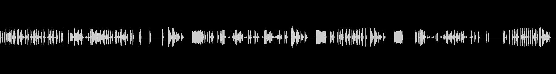 ビデオゲーム:電子音、アミューズメ...の未再生の波形