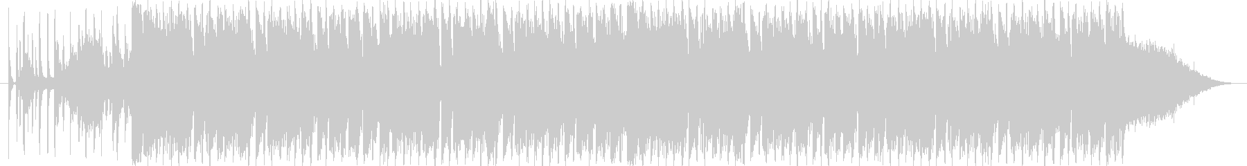 TV番組、ラジオ向けのBGM。エレクト…の未再生の波形