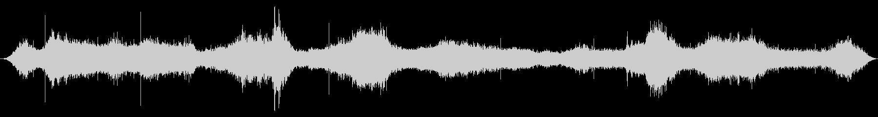 オーシャン:重い波がやってくる、ウ...の未再生の波形