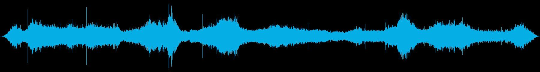 オーシャン:重い波がやってくる、ウ...の再生済みの波形