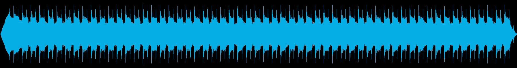 ヘビーエレクトロニック2トーン警告...の再生済みの波形