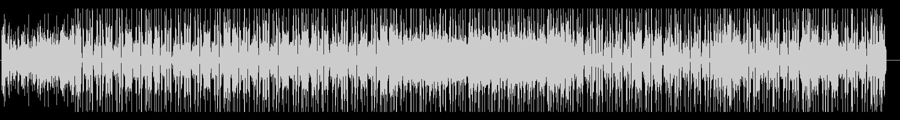 夜 ヒップホップ ドライブ の未再生の波形