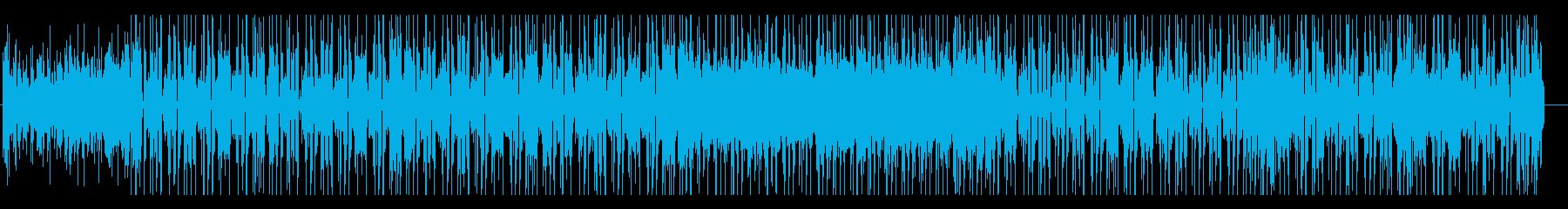 夜 ヒップホップ ドライブ の再生済みの波形