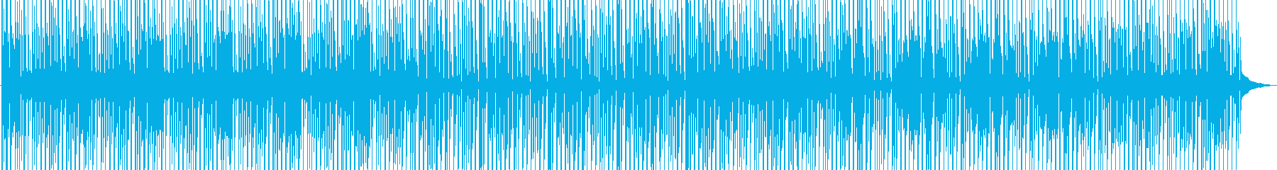 Laidback reggae t...'s reproduced waveform