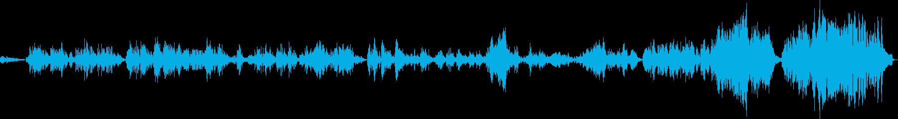 F・リスト:ラ・カンパネラ(ピアノソロ)の再生済みの波形