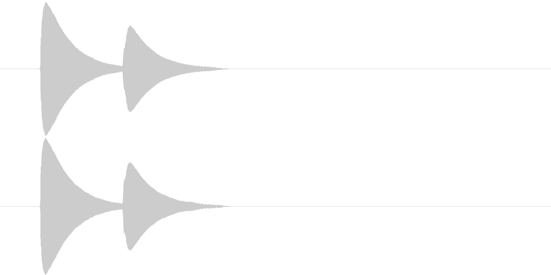 I.V.輸液ポンプ警告; I.V....の未再生の波形