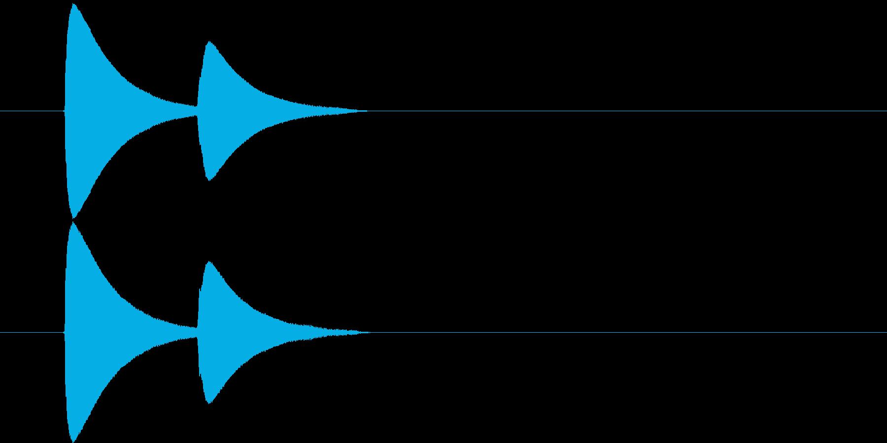 I.V.輸液ポンプ警告; I.V....の再生済みの波形